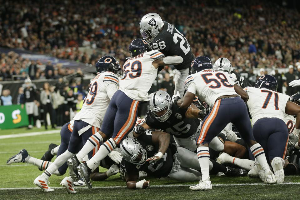 What You Need To Know About The Oakland Raiders At The Bye