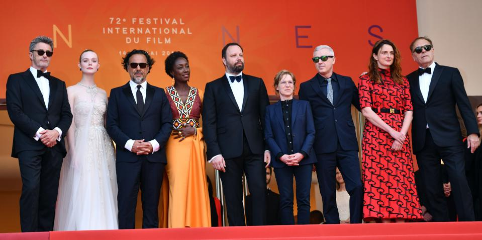 72nd Cannes Film Festival, Closing Awards Ceremony arrival