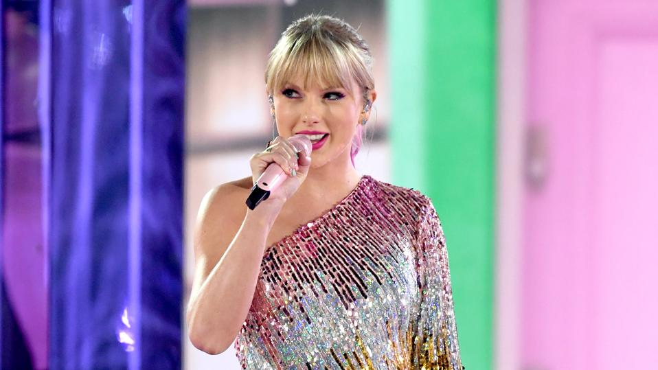From Taylor Swift To Katrina Lake, America's Richest Self