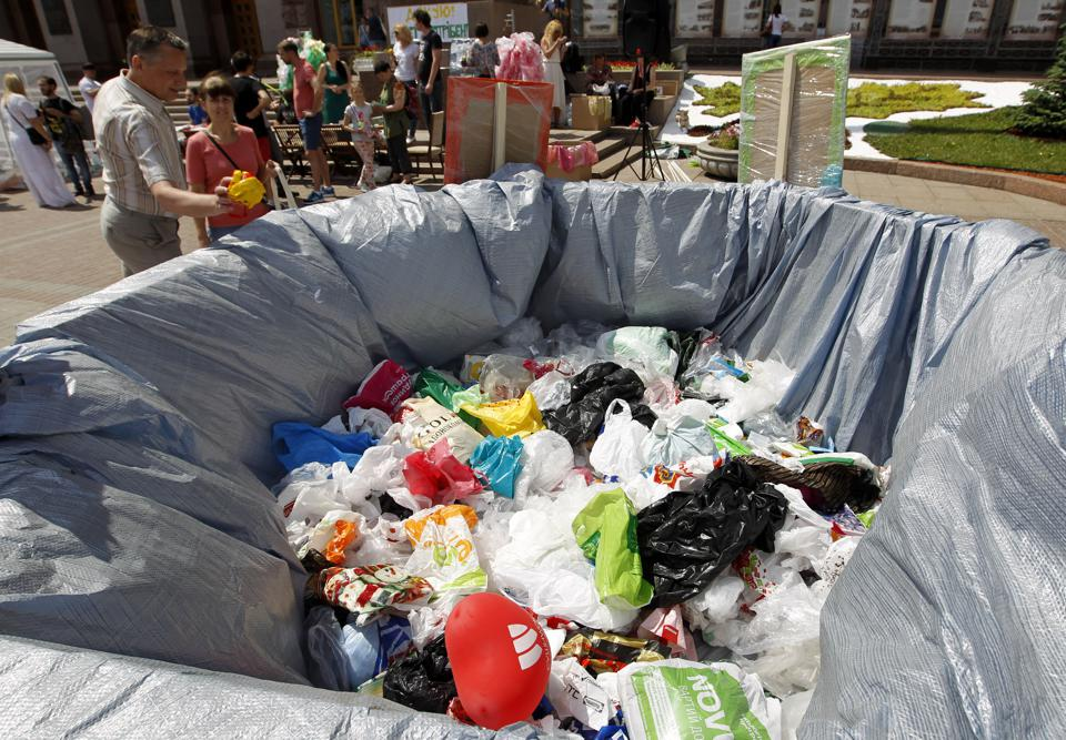 Science Breakthrough Up-Cycles Our Gross Plastic Trash Into Something Valuable