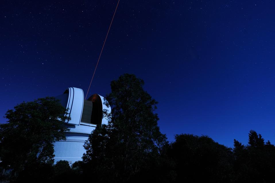 Super Telescopes