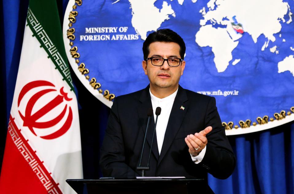IRAN-POLITICS-DIPLOMACY