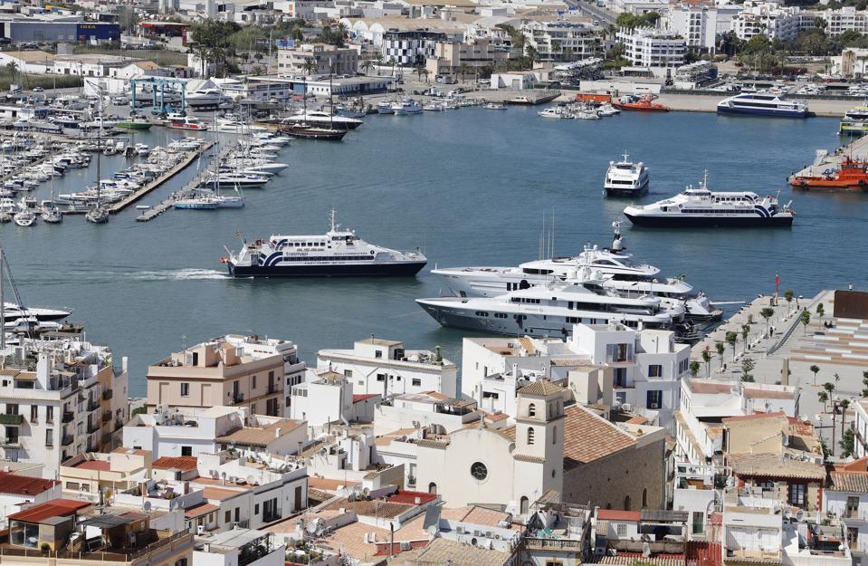 Balearic Island Ibiza - Tourism