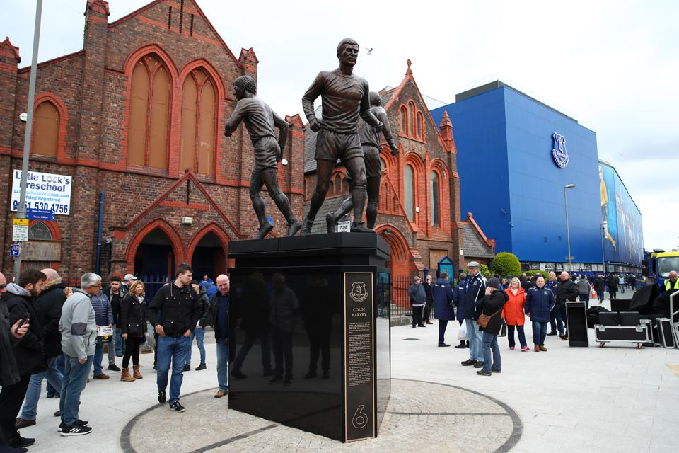 Everton S New Stadium Plans Take Shape But Goodison History Can T Be Replaced