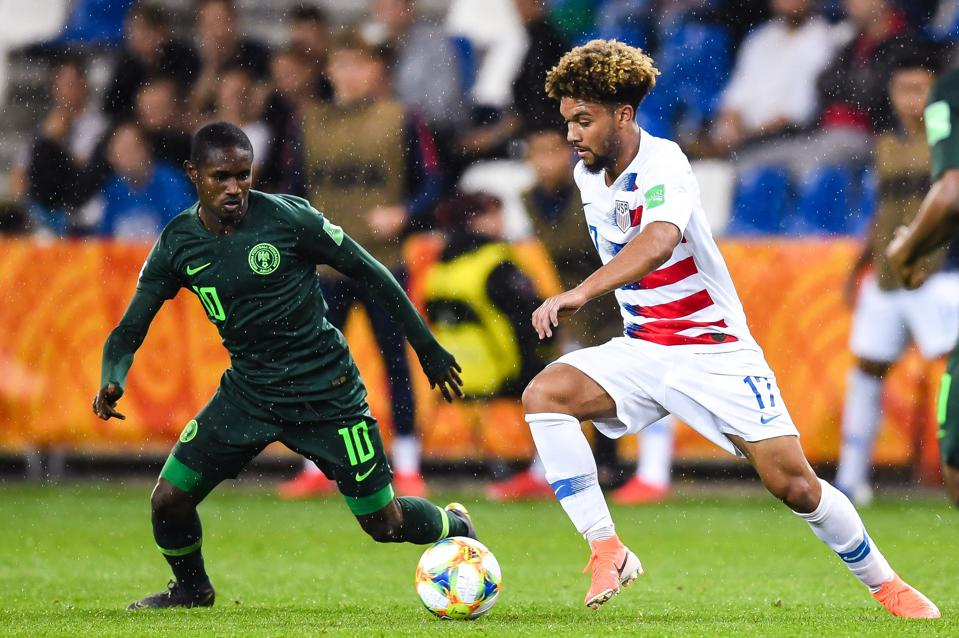 FIFA U-20 World Cup Poland 2019″USA U20 v Nigeria U20″