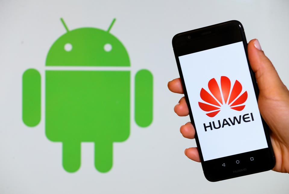 Huawei has now said its replacement for Google's core apps will be ready in just a few weeks.