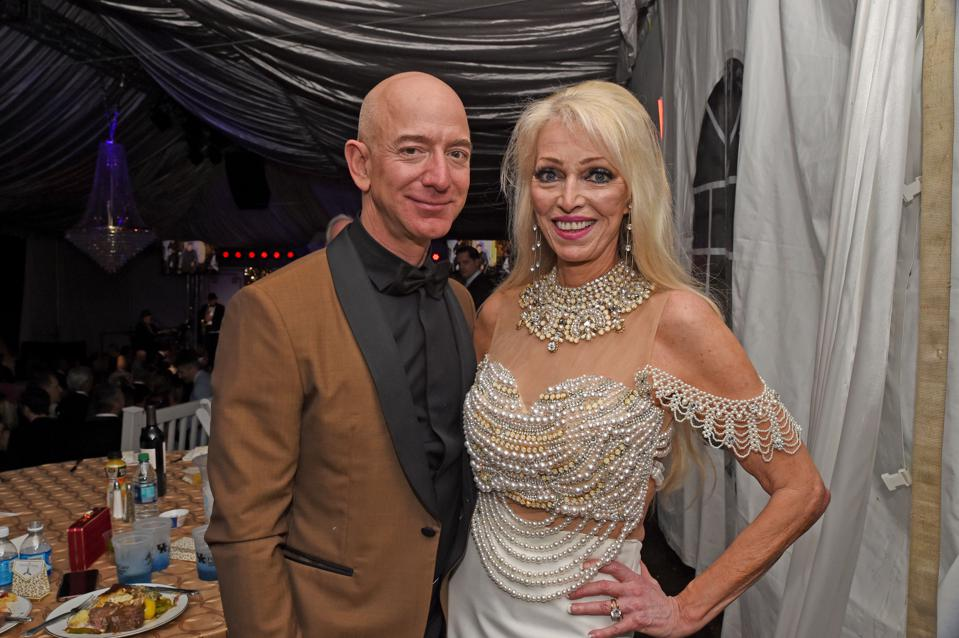 Kentucky Derby Jeff Bezos
