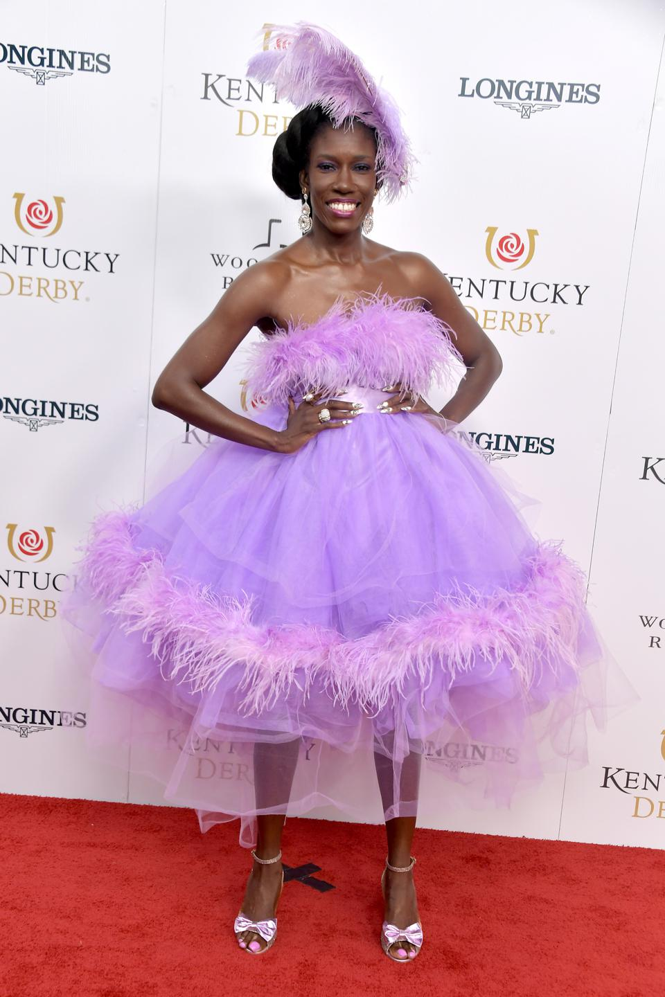 Kentucky Derby Bozoma Saint John