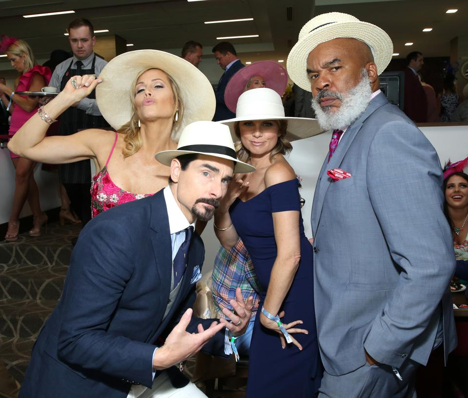 Kentucky Derby 145 Kevin Richardson David Alan Grier