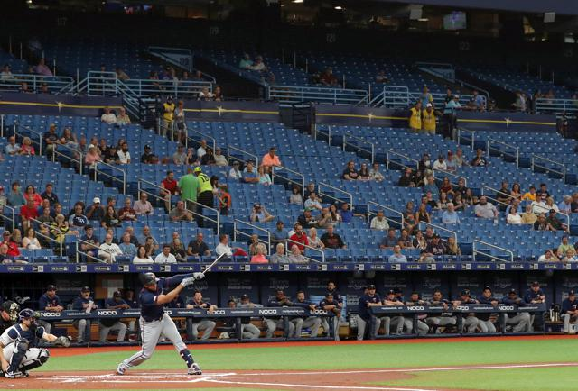 Rays Option To Explore Tampa Bay- Montreal Split Affects As Many As Four Cities