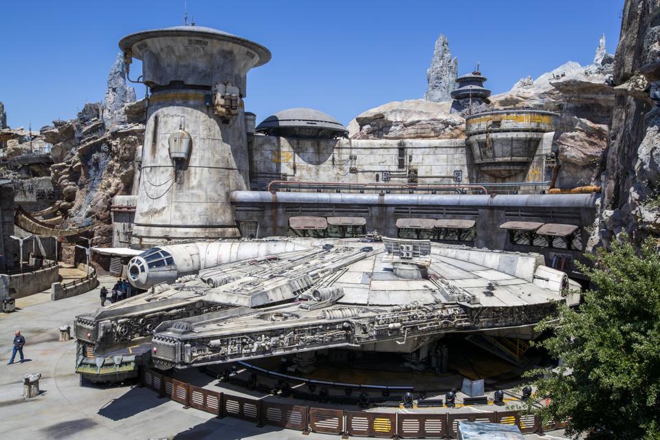Star Wars: Galaxy's Edge Media Preview At The Disneyland Resort
