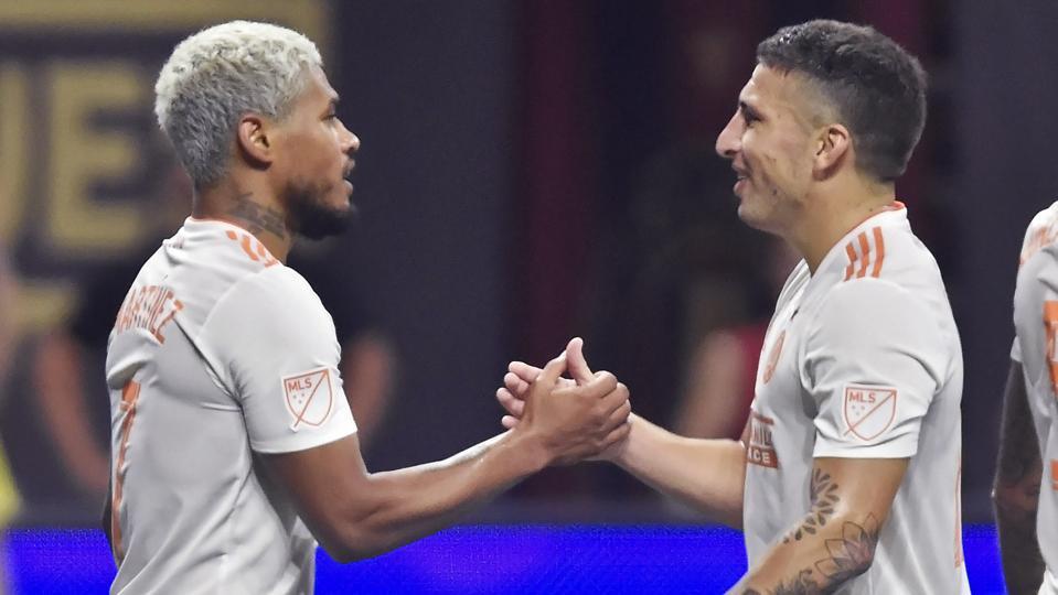 SOCCER: MAY 29 MLS - Minnesota United FC at Atlanta United FC