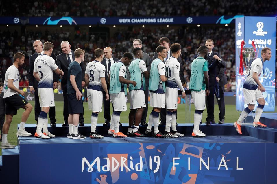 UEFA Champions League final: Tottenham vs Liverpool
