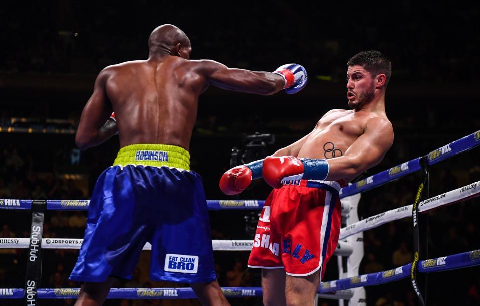 Anthony Joshua vs. Andy Ruiz Jr