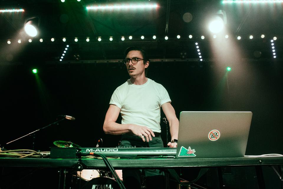 Marc Rebillet en concert - Birmingham, AL