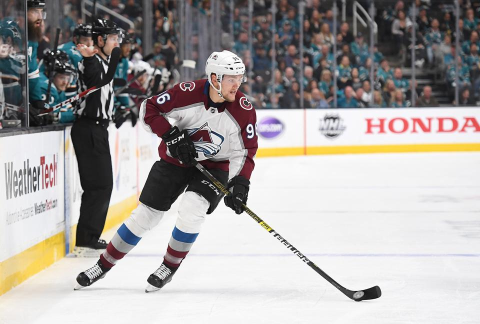 Colorado Avalanche v San Jose Sharks - Game Five