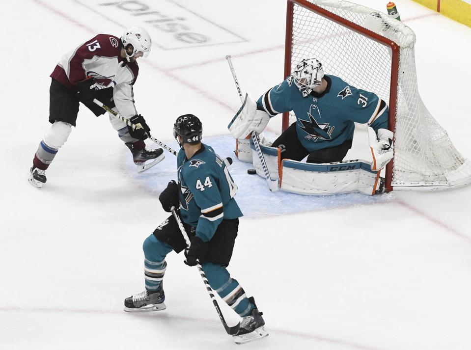Colorado Avalanche vs San Jose Sharks Game Seven