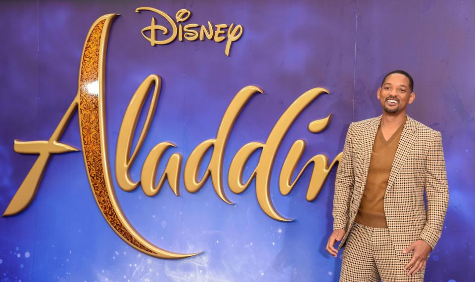 ″Aladdin″ European Gala - Red Carpet Arrivals