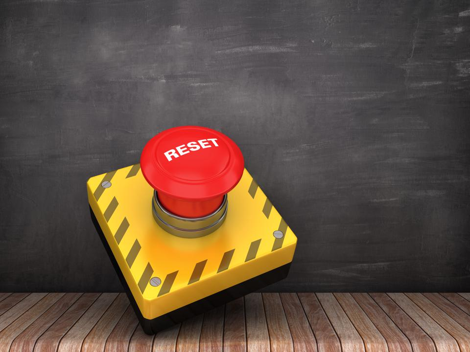 Hit the reset button with employees as you reopen and re-engage post-crisis.