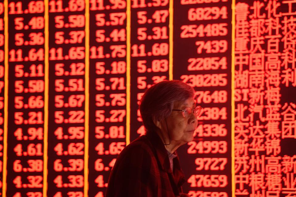 China Stocks Rise On Friday