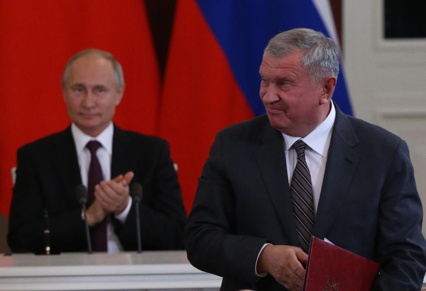 Russia Is Buying Venezuela's Oil—Imagine If Exxon Had Bought It
