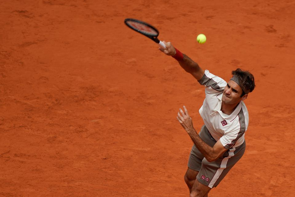 Roger Federer Confirms He Will Play The French Open In 2020