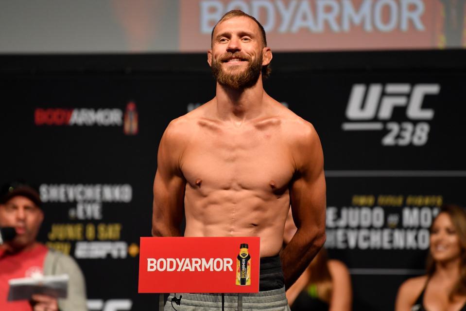 UFC 238: Weigh-Ins