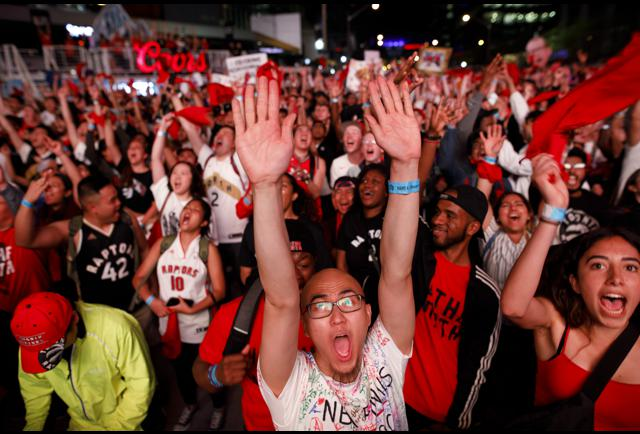 Salami And Cheese: NBA Title Would Be Monumental For Toronto, Former Raptors Broadcaster Chuck Swirsky Says