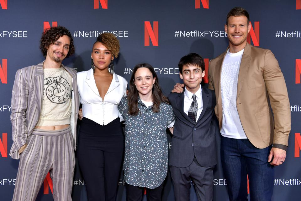 ″Umbrella Academy″ Screening and Reception