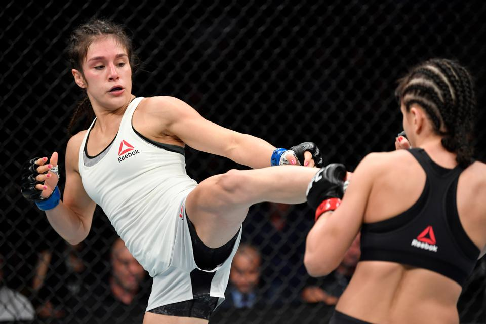 UFC 238: Kowalkiewicz v Grasso