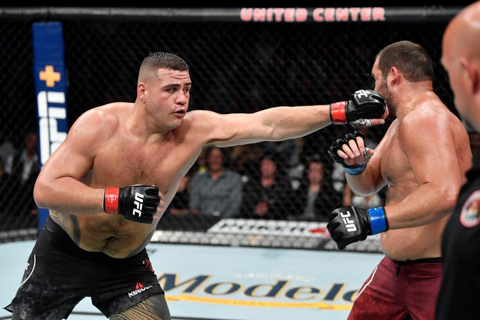 UFC 238: Tuivasa v Ivanov