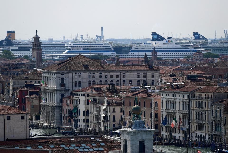 ITALY-ENVIRONMENT-TOURISM