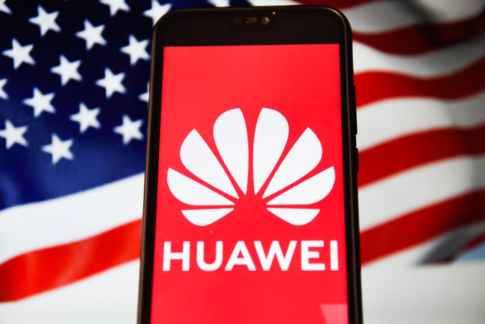 Huawei was omitted from the phase one trade deal agreed between the U.S. and China.