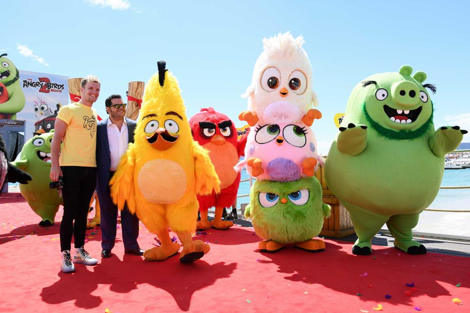 The Birds And Pigs From ″The Angry Birds Movie 2″ Unite Against A New Common Foe On The Eve Of The 72nd Cannes Film Festival
