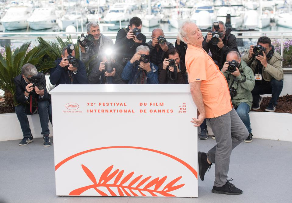 Cannes Film Festival Bill Murray