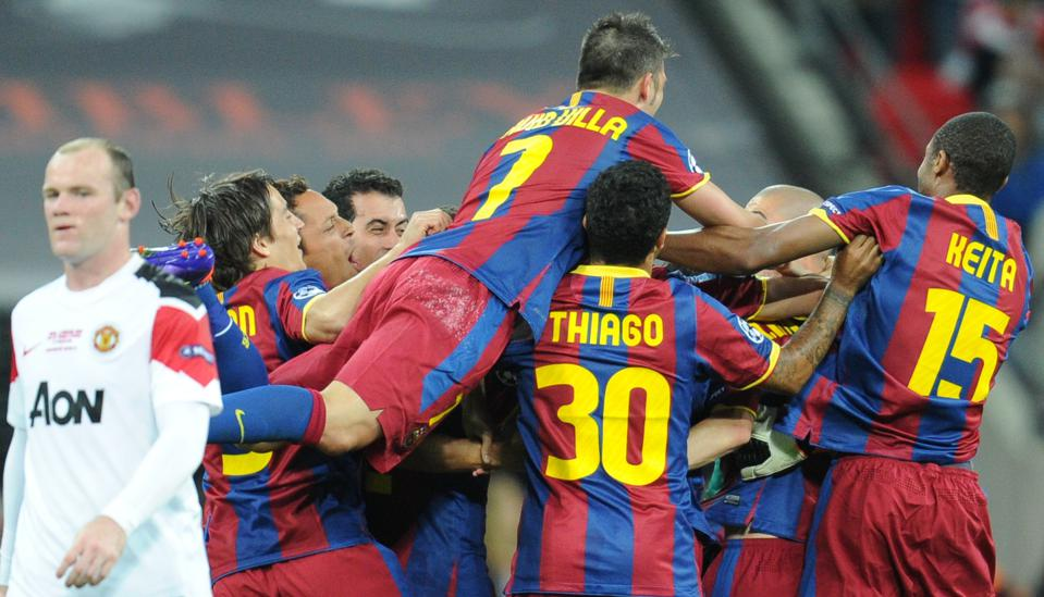 Barcelona became European champions for the fourth time in their history in 2011.