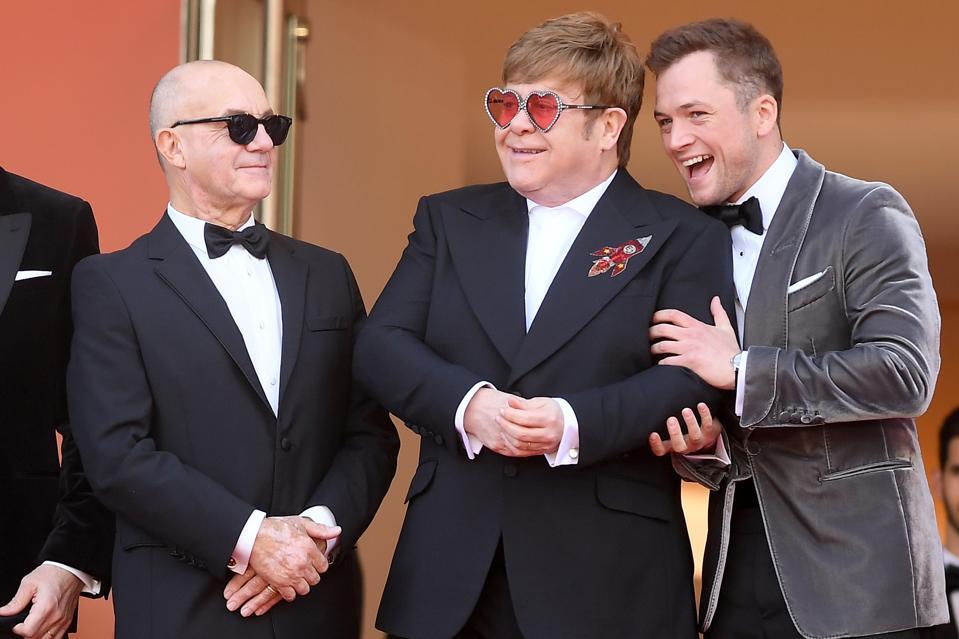 Elton John Taron Egerton Cannes Film Festival 2019
