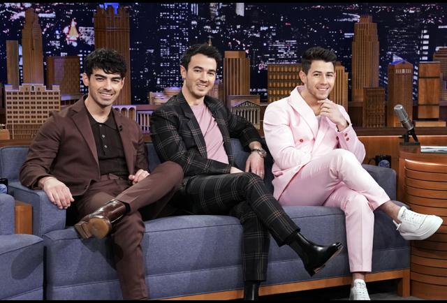 The Jonas Brothers Start Their Comeback Album 'Happiness Begins' At No. 1 With A Huge First Week