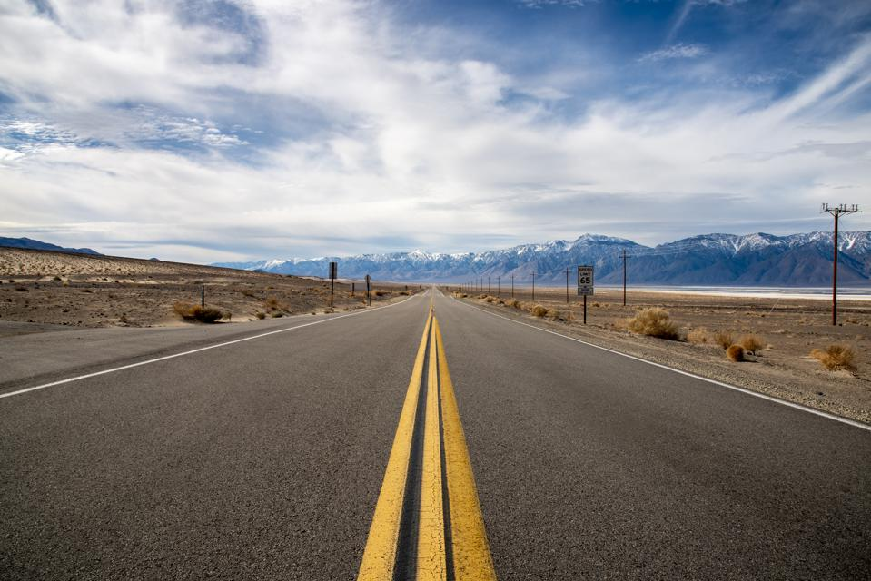 The Open Road offers all the possibilities of the great American landscape.