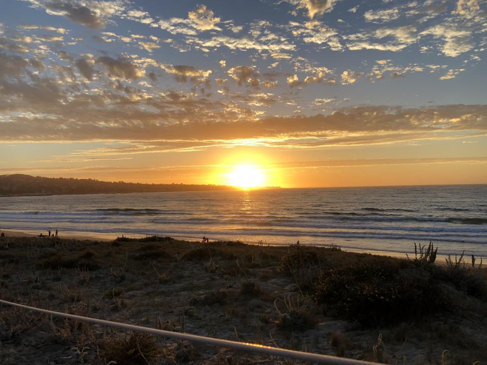 Del Monte Beach, Monterey, Ca