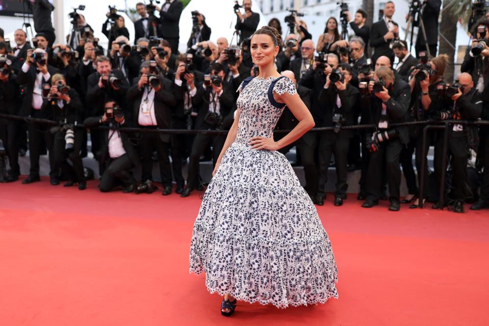 Penelope Cruz Cannes Film Festival