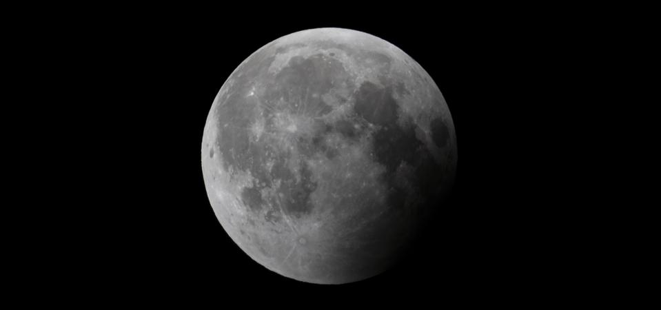 From some parts of the world, tonight's ″Strawberry Moon″ full Moon will also be a partial penumbral lunar eclipse.