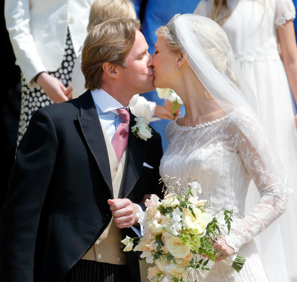 The Wedding Of Lady Gabriella Windsor And Mr Thomas Kingston