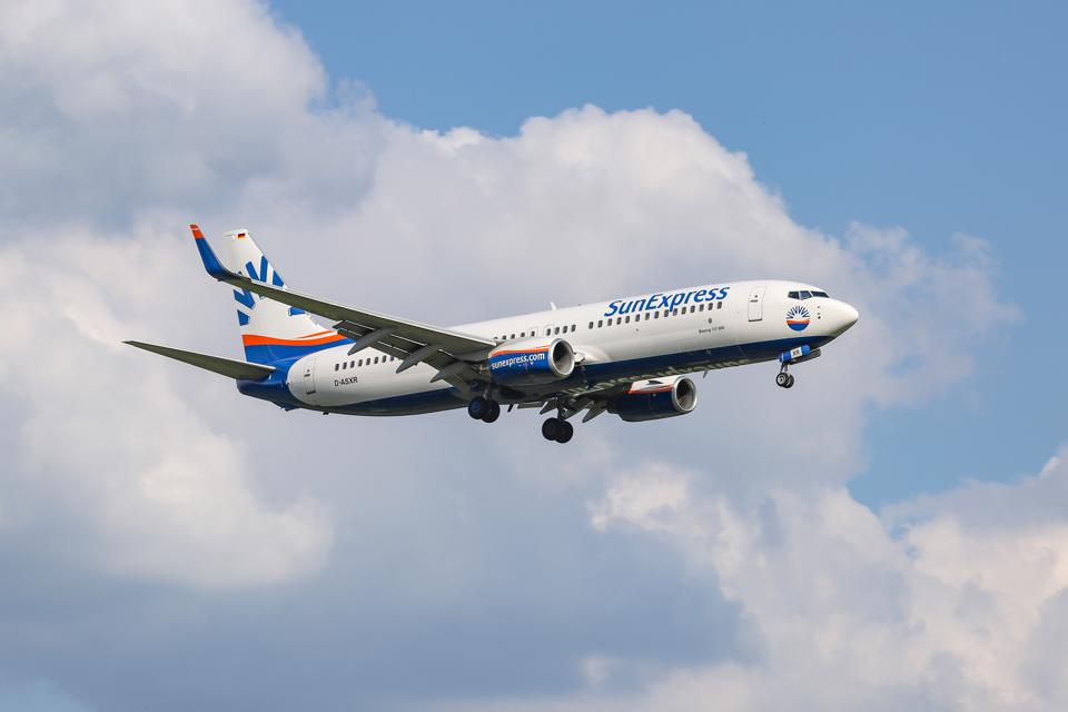 SunExpress Germany Boeing 737