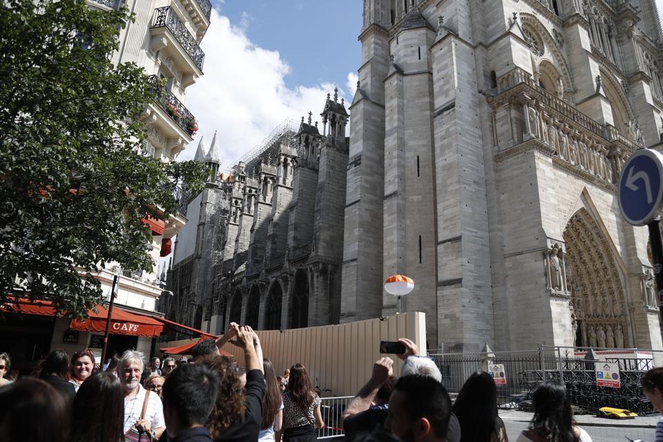 FRANCE-HERITAGE-HISTORY-RELIGION-NOTRE-DAME