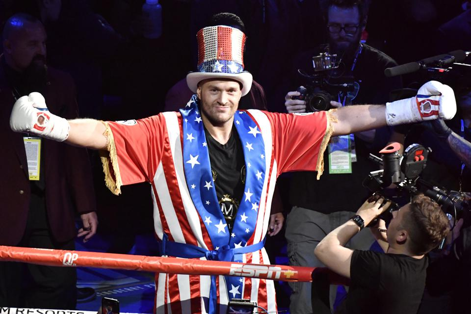 Why Tyson Fury Is The Biggest Attraction In Boxing