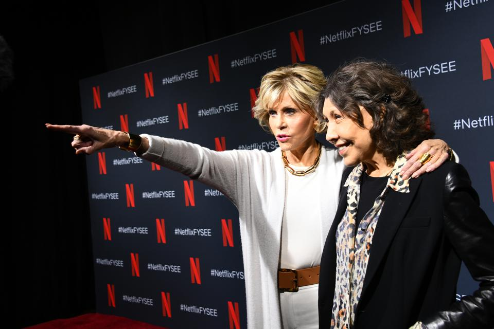 FYC Event For Netflix's ″Grace And Frankie″