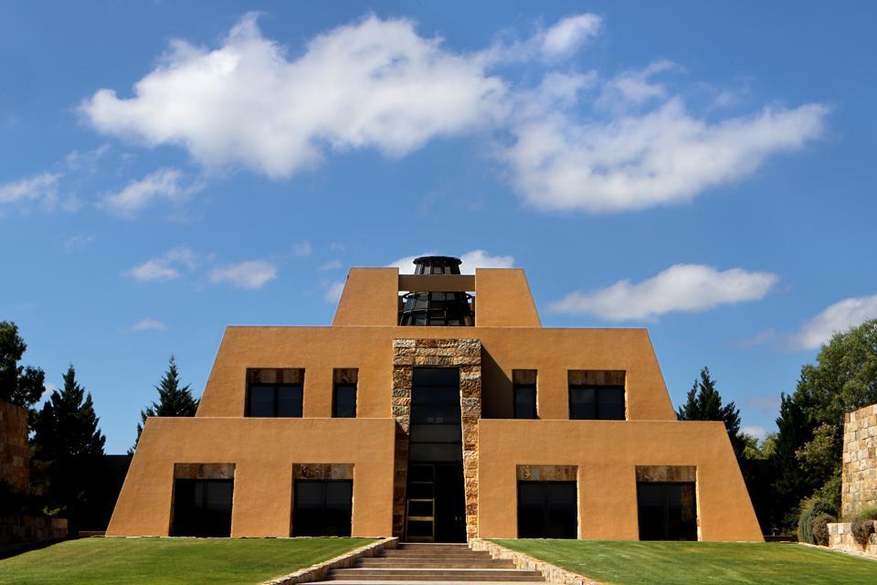 Bodega Catena Zapata winery