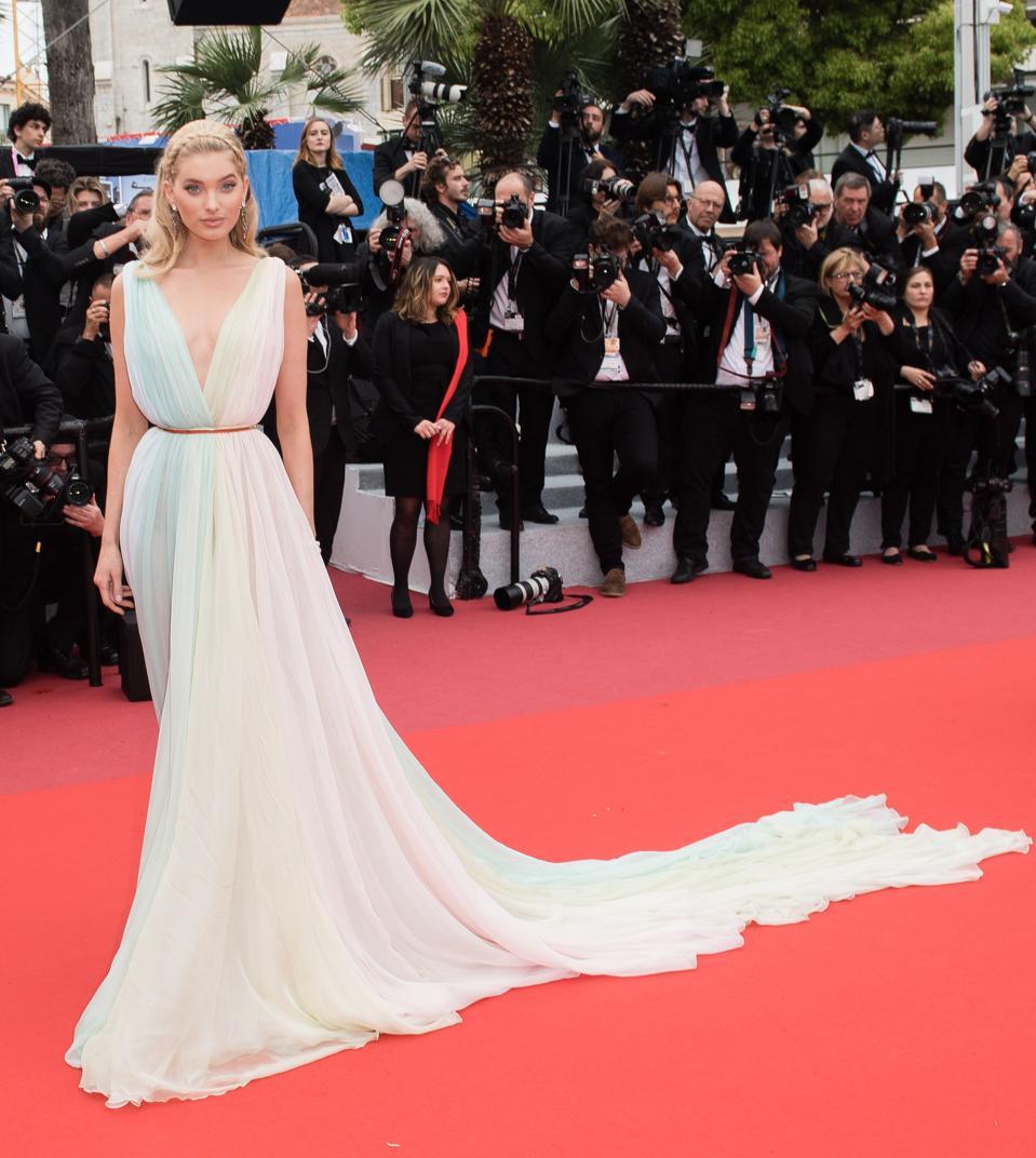 Elsa  Hosk  Cannes Film Festival