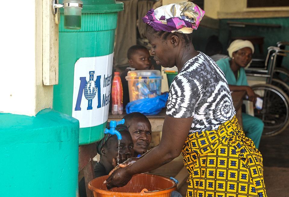 LIBERIA-HEALTH-CRISES